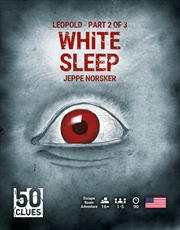 50 Clues - White Sleep - Leopold Part 2 | Merchandise