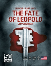 50 Clues - The Fate of Leopold - Leopold Part 3 | Merchandise