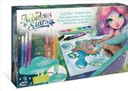Electric Spray Pen Deluxe Set | Toy