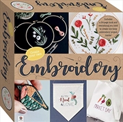 Create Your Own Embroidery | Merchandise