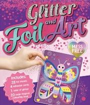 Crafting Fun Glitter & Foil Art | Merchandise