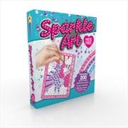 Crafting Fun Sparkle Art | Merchandise