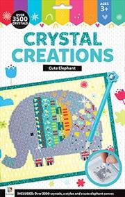 Cute Elephant Hang Sell Canvas | Merchandise