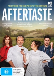 Aftertaste | DVD