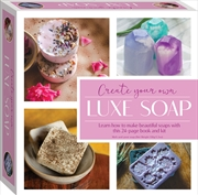 Create Your Own Luxe Soap Box Set (2020 Ed) | Merchandise
