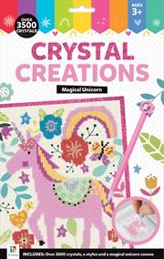 Crystal Creations Canvas Magical Unicorn (Hang Sell) | Merchandise