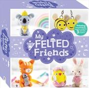 My Felted Friend - Needle Felting Kit | Merchandise