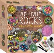 Positivity Rocks Kit | Merchandise