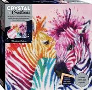 Rainbow Zebras Medium Canvas | Merchandise