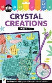 Crystal Creations Canvas Under the Sea (Hang Sell) | Merchandise