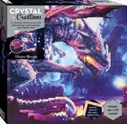 Crystal Creations Canvas: Vibrant Dragon | Merchandise