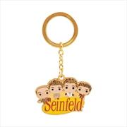 Seinfeld - Pop! Group Keychain | Accessories