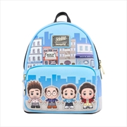Loungefly Seinfeld - Chibi City Mini Backpack | Apparel