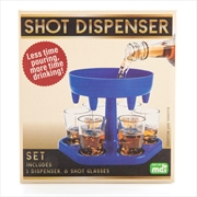 Shot Dispenser | Merchandise