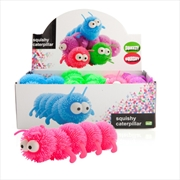 Squishy Caterpillar | Toy