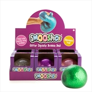 Jumbo Glitter Squishy Bubble Ball | Toy