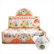 Outback Mates Koala Squishy Bubble Plush | Toy