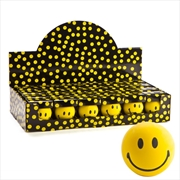 Smiley Face Stress Ball | Toy