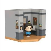 Seinfeld - Jerry Mini Moment Diorama | Pop Vinyl