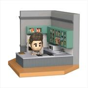 Seinfeld - Kramer Mini Moment Diorama | Pop Vinyl