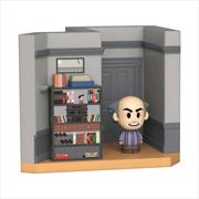 Seinfeld - Uncle Leo Mini Moment Diorama | Pop Vinyl