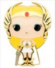 "Masters of the Universe - She-Ra 4"" Pop! Enamel Pin | Merchandise"