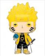 "Naruto: Shippuden - Naruto Six Path 4"" Pop! Enamel Pin | Merchandise"