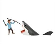 Toony Terrors - Jaws & Quint 2 Pack | Merchandise