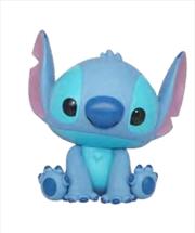 Lilo & Stitch - Stitch Figural PVC Bank | Homewares