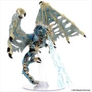 Dungeons & Dragons - Icons of the Realms Set 18 Boneyard Blue Dracolich Premium Set | Games