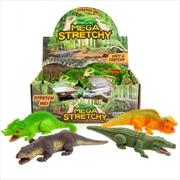 Mega Stretchy Reptile | Toy
