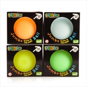 Smoosho's Jumbo Glow-in-the-Dark Ball | Toy