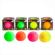 Smoosho's Jumbo Neon Ball | Toy