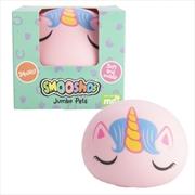 Smoosho's Jumbo Unicorn Ball | Toy