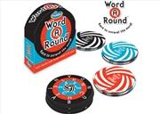 ThinkFun - Word A Round Game | Merchandise