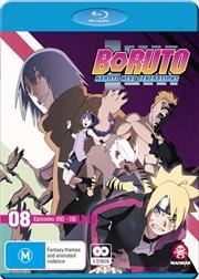 Boruto - Naruto Next Generations - Part 8 - Eps 93-105 | Blu-ray