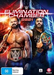 WWE - Elimination Chamber 2021 | DVD