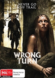 Wrong Turn | DVD