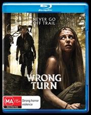 Wrong Turn | Blu-ray