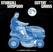 Cuttin Grass - Vol 2 Cowboy Arms Sessions | CD