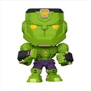 Hulk - Marvel Mech Pop! Vinyl | Pop Vinyl
