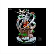 Avatar The Last Airbender - Aang Q-Fig Max Elite | Merchandise