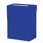 Ultra Pro - Deck Box (Pacific Blue) | Games