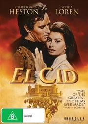 El Cid | DVD