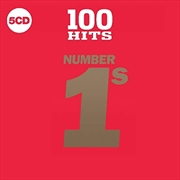 100 Hits - Number Ones | CD