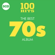 100 Hits - Best 70's Album | CD