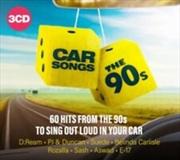 Car Songs - The 90's | CD