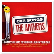 Car Songs - The Anthems | CD