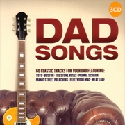 Dad Songs Classic Rock Hits | CD