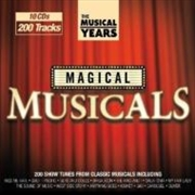 Musical Years - Magical Musical | CD